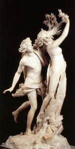Bernini, Apollo and Daphne