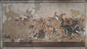 Battle of Issus 310 bc