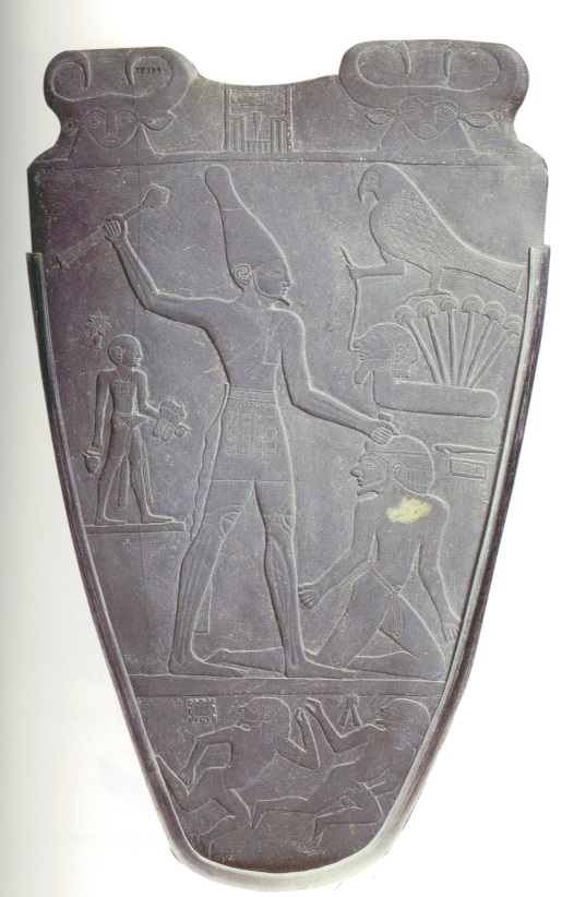 palette of narmer back 2 9k bc