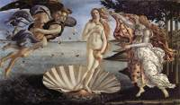Botticelli, Birth of Venus 1482