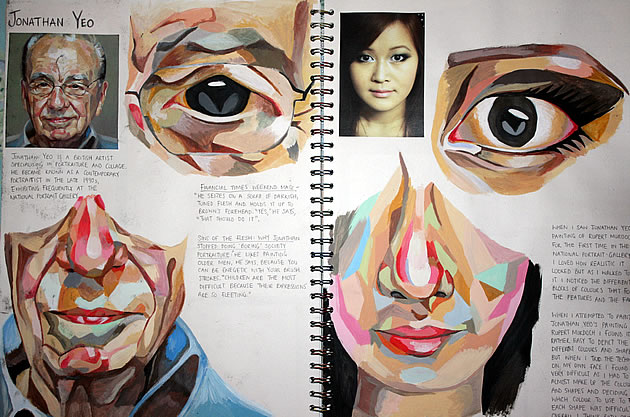 a-level-art-sketchbook-ideas_0
