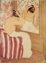 Cassatt, The Coiffure