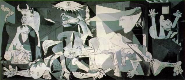 Picasso, Guernica 1937