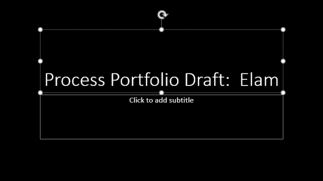 process-portfolio-title-page