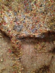 African, El Anatsui, Dusasa II, 2007 (2)