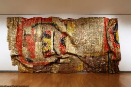 El Anatsui, Earth's Skin 2007